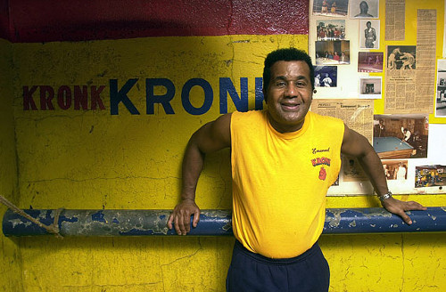 Emanuel Steward Boxing
