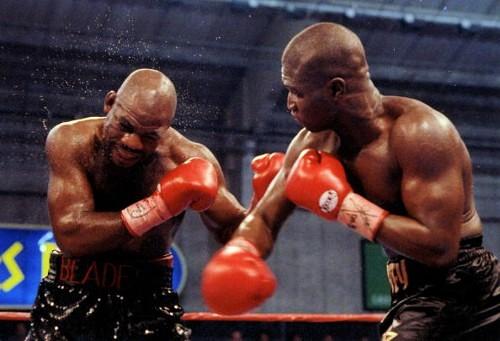 James Toney Boxing Defense