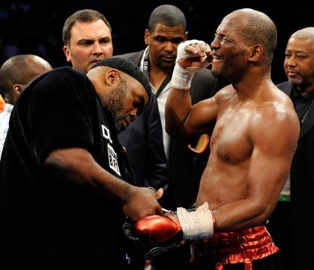 Naazim Richardson Boxing Trainer