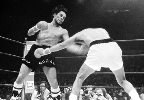 Roberto Duran - Boxing Wisdom