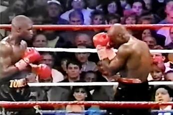 James Toney Boxing Defense 1