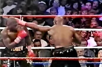James Toney Boxing Defense 2
