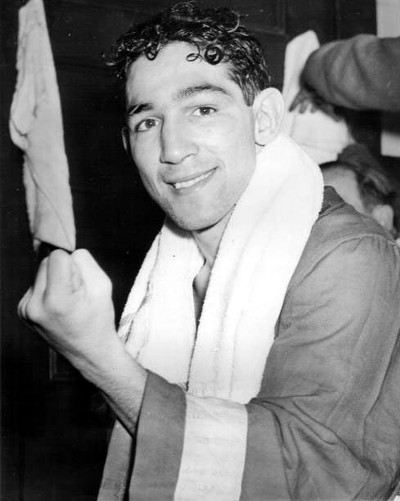 Willie Pep Boxing